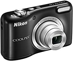 Nikon Coolpix L31 ( 16.44 Megapixel,5 -x opt. Zoom (2.7 Zoll Display) )