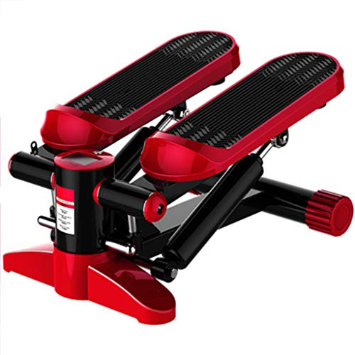 xihongshi Stepper, Home Weight Loss Mute-Fußmaschine, In Situ-Jog-Ellipsentrainer