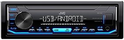 JVC KD-X151 Digital-Media-Receiver