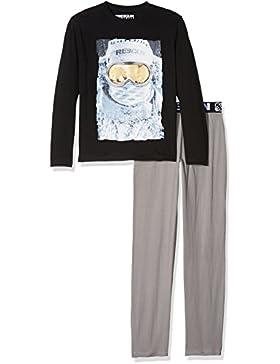 Freegun Jungen Sportswear-Set Eg.Freesnow.Pyb.Mz