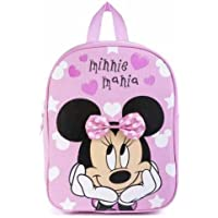 Sambro Minnie Mouse Backpack with 3D Bow by Disney Junior