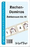 Rechen-Dominos: Zahlenraum bis 10: 1. und 2. Klasse