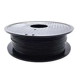 AptoFun Carbon Fiber Plus / Plus carbon filament (1.75mm, 800 g, 200 degrees - 220 degrees) with premium quality t for 3D Printer MakerBot RepRap MakerGear Ultimaker etc. / for 3D pins