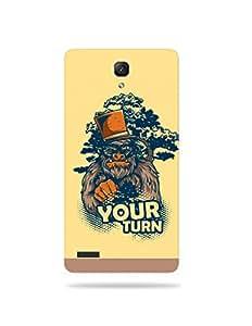 alDivo Premium Quality Printed Mobile Back Cover For Redme Note 4G / Redme Note 4G Printed Mobile Case / Back Cover (TS172)