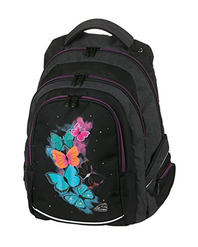 Walker 2018 Kinder-Rucksack, 44 cm, 32L, Black