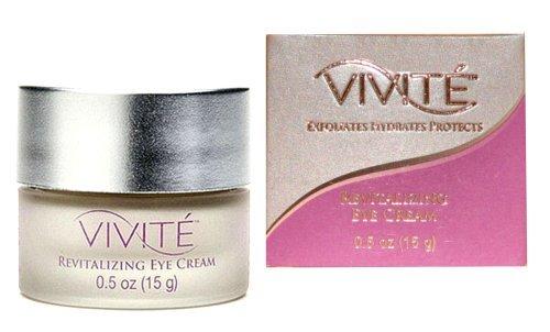 VIVIT Revitalizing Eye Cream, 0.5-Ounce Jar by