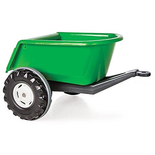 *Anhänger zum Super Traktor – Elektrotraktor 12V | Perfektes Zubehör für alle kleinen Hobby-Landwirte!*