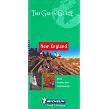 New England (Michelin Green Guide New England)