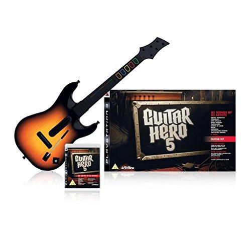 Activision - Juego de Guitar Hero (guitarra y juego)