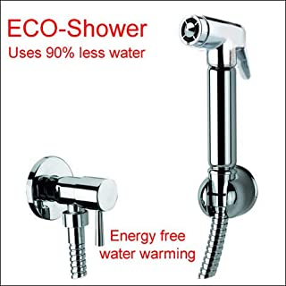 Aqua-Sigma ATM4500: ECO Bidet shower with water isolation valve