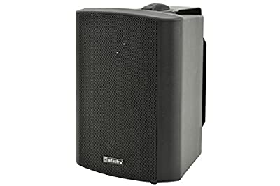 Adastra High Quality ABS Enclosed Backgroud Speaker - 70W, Black from Universal Markets Ltd