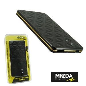 mazda batterie externe 3000 mah pour apple iphone 6 par mazda high tech. Black Bedroom Furniture Sets. Home Design Ideas