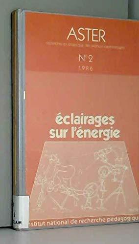 Eclairages sur l'énergie