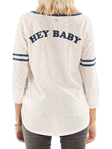 Damen Longsleeve Billabong Get Back T-Shirt cool wip