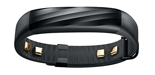 UP3 by Jawbone Heart Rate Activity Sleep Tracker Black Twist  available at amazon for Rs.7556
