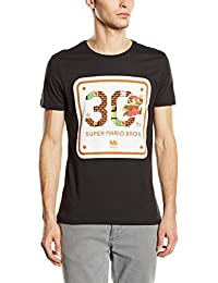 Nintendo T-Shirt -M- Mario 30th Anniversary, schwa [import allemand]