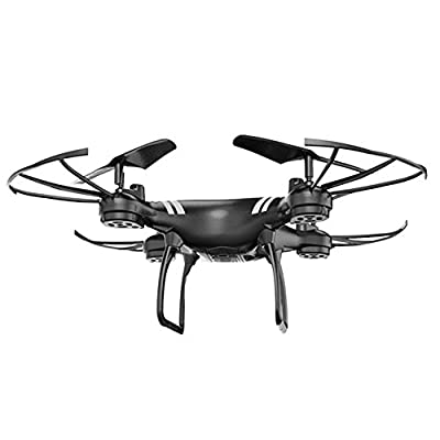 Hanbaili 6-Axis Gyro RC Headless Quadcopter Drone, 3D Roll-over Headless Mode Making Flight More Exciting and Fun by Hanbaili