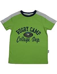 Stummer T-Shirt hellgrün Rugby camp