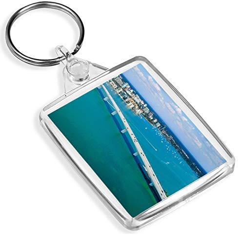 Ringling Brücke Schlüsselanhänger - IP02 - Florida USA Reise Stadt kühles Geschenk # 12665