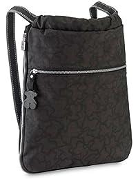 Tous Caine Kaos N, Bolso mochila para Mujer, 33x38x6 cm (W x H