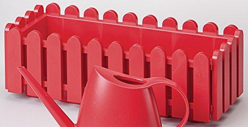 Produktbild Emsa Landhaus 75cm Rot