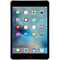 Apple iPad Mini 4 - Tablet de 7.9 (Bluetooth WiFi, 1 GB de RAM, Apple A8, memoria interna de 16 GB,