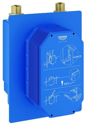 GROHE Eurosmart CE UP-Einbaukasten mit verdeckter, voreinstellbarer thermostatischer Mischeinrichtung 36336000