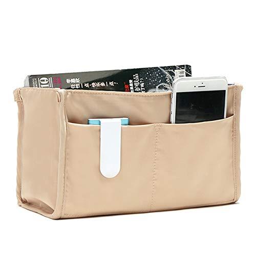 Fashion Tote (In Fashion Bag Multifunktional Organizer Tidy Travel Handtasche Tote Organizer Einsatz 4. Handtasche Shaper Khaki)