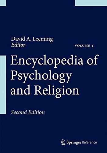 Encyclopedia of Psychology and Religion