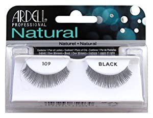Ardell Natural Lashes #109 Black