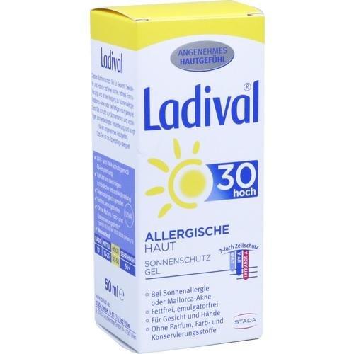 Ladival allergische Haut Gel Lsf 30 50 ml