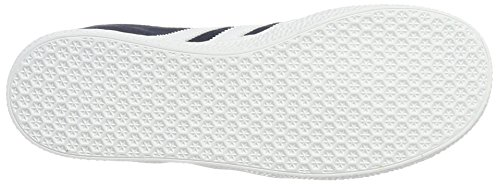 Adidas-Gazelle-J-Zapatillas-Unisex-Nios-Azul-Collegiate-NavyFootwear-WhiteFootwear-White-38-23-EU