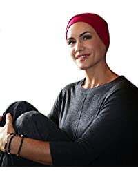Turbante rosa Marfil de BelleTurban