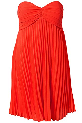 E-Girl femme Orange SY21481 Tenue De Soiree Orange