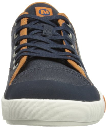 Merrell Rant, Baskets mode homme Bleu (Navy/Bering Sea)