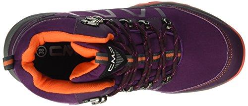 CMPSoft Naos - Scarpe da trekking e da passeggiata Donna Viola (Violett (Purple H966))