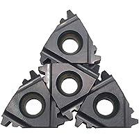 10pcs 16IR 10ACME SMX35 Hoja de inserción de carburo indexable para mecanizado de acero inoxidable y acero, hierro fundido