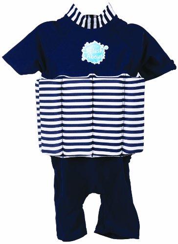 maillot-de-bain-spf50-avec-flotteurs-ajustables-bleu-marine-1-2-ans