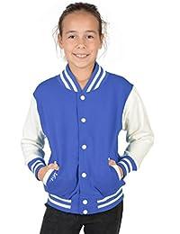 US Girlie College Jacke - ein Klassiker für Mädchen - Veri Design