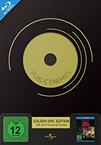 Public Enemies Golden Disc Edition [Blu-ray]