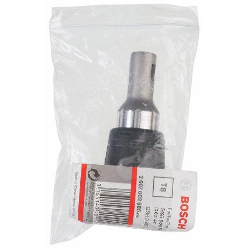 Bosch Professional 2607002585 Bosch Butée de profondeur pour GSR 6-25, Gris