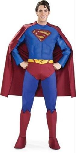 Kost-me f-r alle Gelegenheiten Ru88021Xl Superman Supreme Adult X Large