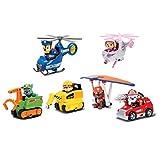 Paw Patrol - 6044194 - Jeu enfant - Mini Véhicule + Figurine Ultimate Rescue - La...