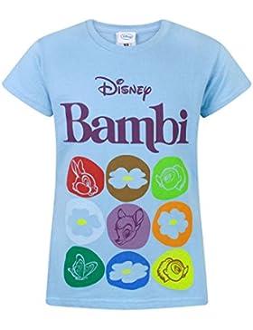 Bambi - Camiseta de manga corta - Manga corta - para niña