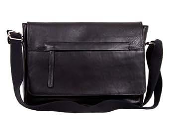 Antonio Toro - Cuir homme, sac à bandoulière, ipad ou un petit portable, fait Ubrique, Espagne, par des mains habiles.