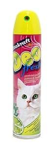 Vitakraft - 14047 - Deo Fresh Spray Désodorisant Litière Pamplemousse - 300 ml