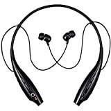 SABBY BRO Black Wireless/Bluetooth Headphone Coller Earphone With Stereo Sound For Gym And Workout And Listening Music For XiaomiRedmiNote5Pro