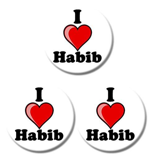 set-di-tre-i-love-habib-button-badges-taglie-a-scelta-25-mm-38-mm-printed-design-38-mm-38-cm