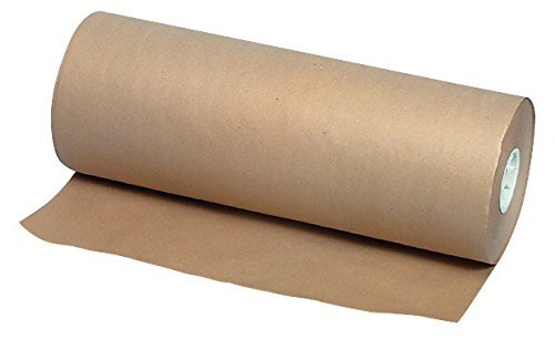 utcher Paper Roll - 24 inches x 1000 feet - Brown by School Smart ()