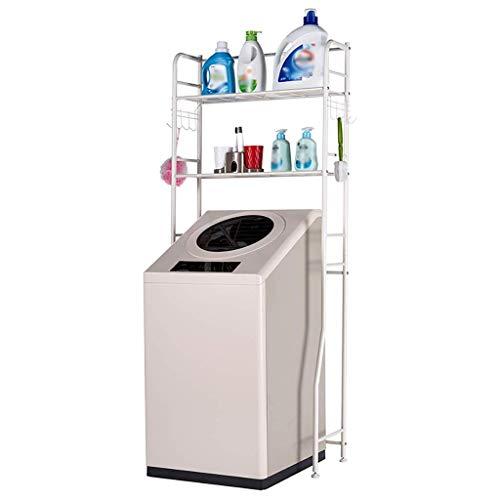 1949shop Waschmaschinenablage Multifunktions-Waschmaschinenablage, Trommelwaschmaschinenab